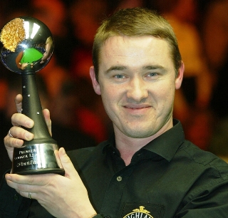 STEPHEN HENDRY - SEVEN-TIME WORLD SNOOKER CHAMPION