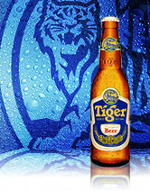TIGER BEER IN THAILAND